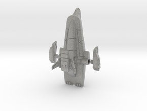 Starlord Liner + cargo pod in Metallic Plastic