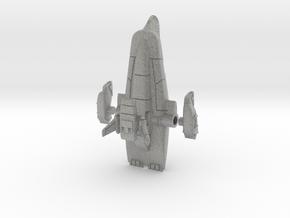 Starlord Liner + cargo pod in Metallic Plastic