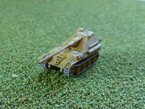German Jagdpanther II Project 1/220 Z-Scale in Smooth Fine Detail Plastic