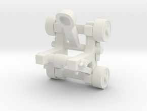 catapult pawn in White Natural Versatile Plastic