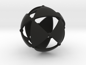 Tetrahedral group T in Black Strong & Flexible