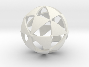 Octahedral group in White Strong & Flexible