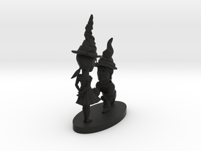 gnome couple in Black Strong & Flexible