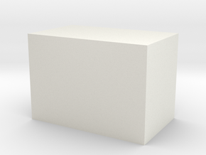 shapeways_upload_test (thin wall) in White Natural Versatile Plastic