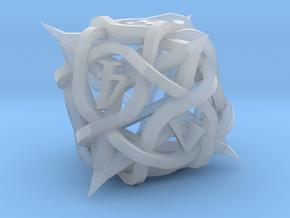 Thorn Die8 in Smooth Fine Detail Plastic
