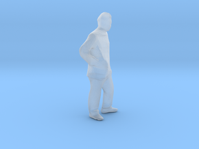 """hands on hips 1/4"""" scale in Smooth Fine Detail Plastic"""
