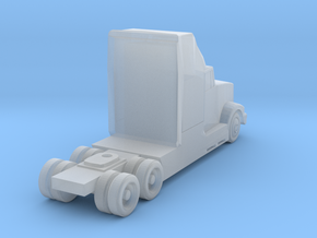 Tractor1 - Zscale in Smooth Fine Detail Plastic