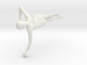 elegant ranger in White Natural Versatile Plastic