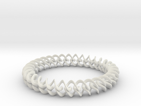 chain in White Natural Versatile Plastic