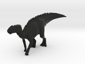 Gryposaurus Dinosaur Small SOLID in Black Strong & Flexible