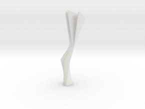 rafat in White Natural Versatile Plastic