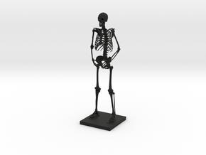 "10"" Desktop Skeleton in Black Strong & Flexible"