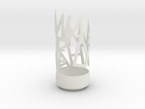 LightPoem in White Natural Versatile Plastic