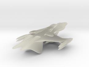 Whitestar Prototype in Transparent Acrylic