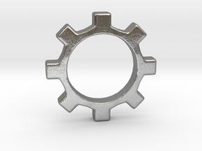 Tecnoc Gear in Natural Silver