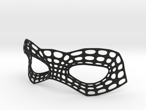 Mesh Mask in Black Strong & Flexible