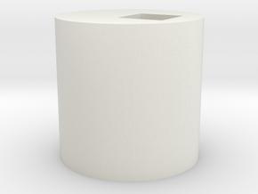 regenput 2500 l versie 2 in White Natural Versatile Plastic