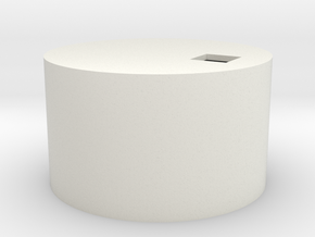 regenput 15000 l versie 2 in White Natural Versatile Plastic