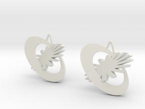 pendant4 in White Natural Versatile Plastic