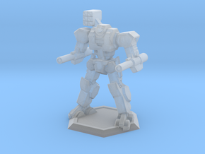 Mecha- Axe (1/285th) in Smooth Fine Detail Plastic
