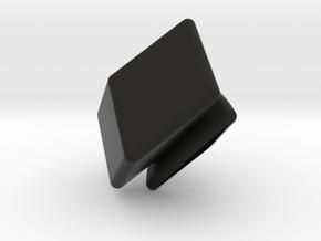 NCFTR Corner (print 8) in Black Strong & Flexible