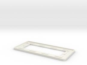 AT.Imaging.Holder.mk.2 in White Natural Versatile Plastic