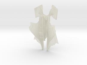 Hkri'ken Strike Fighter 2 in Transparent Acrylic