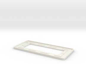 AT.Imaging.Holder.mk.3 in White Natural Versatile Plastic