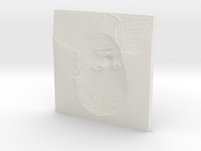 samuel_relieve2 in White Natural Versatile Plastic
