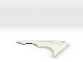 batarang in White Strong & Flexible