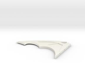 batarang in White Strong & Flexible