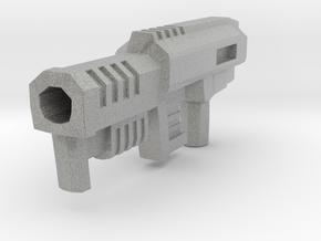 Gauss Rifle 5mm Peg in Metallic Plastic