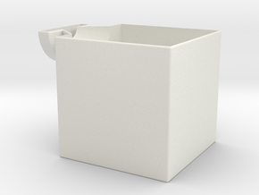 giant 1x2x3 corner (print 4) in White Natural Versatile Plastic