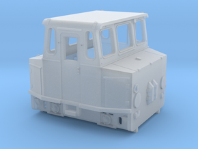 Akkuschlepper TT in Smooth Fine Detail Plastic