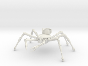 Martian handling machine large in White Natural Versatile Plastic