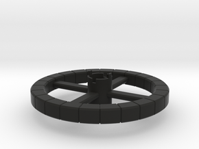 B.Y.O.S.S. Ring Square in Black Strong & Flexible