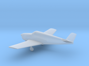 Beechcraft B35 Bonanza - Z Scale in Smooth Fine Detail Plastic