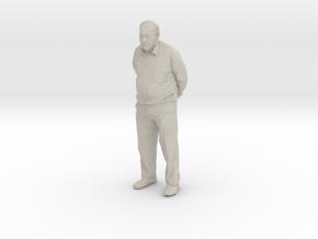 Grandpa 4cm in Sandstone