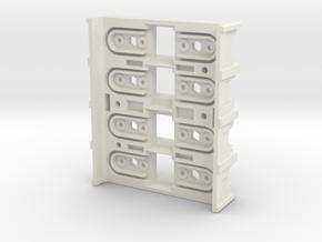 Contactor ceramic block in White Natural Versatile Plastic
