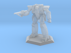 Mecha- Blitz LAM BattleMech (1/285th) in Smooth Fine Detail Plastic