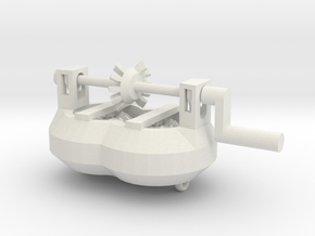 Braid Maker in White Natural Versatile Plastic
