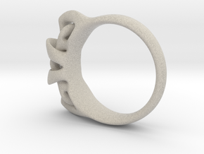 Arc Ring in Natural Sandstone