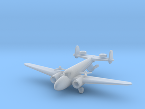 Lockheed 14 - Parts - Zscale in Smooth Fine Detail Plastic