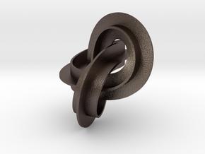 mobius strip medium in Stainless Steel