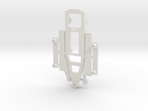 Iso Chassis MK.2 in White Natural Versatile Plastic