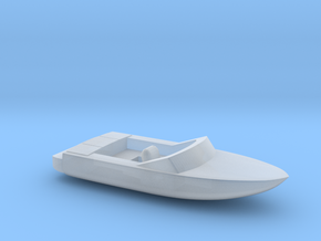 Pleasure Boat - Z scale in Smooth Fine Detail Plastic