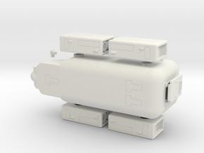Zaad 829 LuftWagen APC in White Natural Versatile Plastic