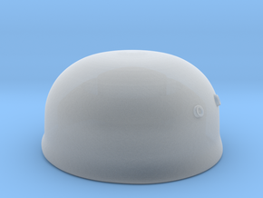 Paratrooper Helmet in Smooth Fine Detail Plastic