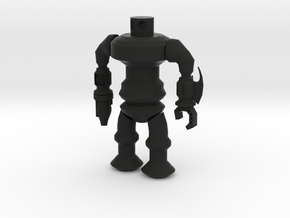 Robotspline Power in Black Strong & Flexible