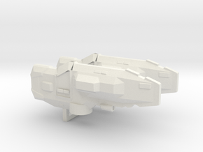 USF Frigate x 2 in White Natural Versatile Plastic